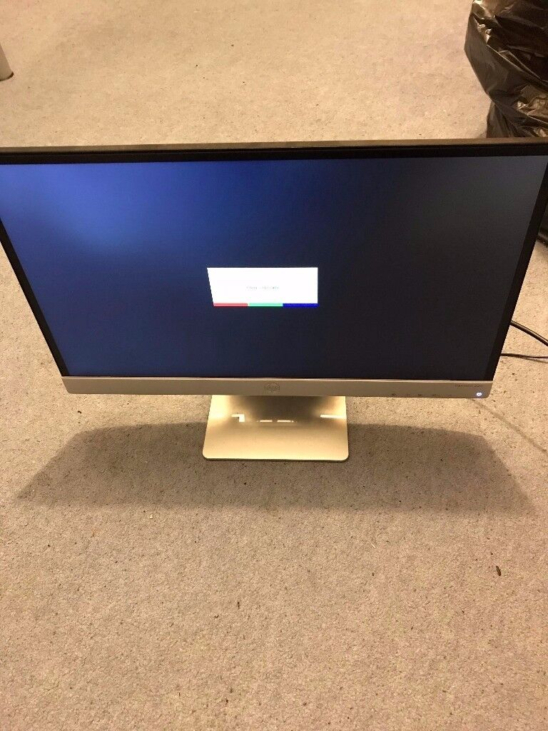 """HP Pavilion 23xi - LED IPS monitor - 23"""""""
