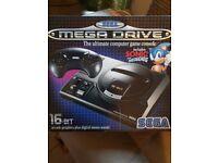 segamegadrive drive 1 boxed