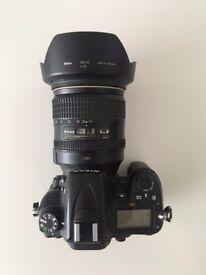 Nikon D7000 with Nikon 24-120 f4 lens