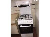Freestanding Gas Cooker with Grill - Flavel FHLG51W