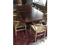 Large Extendable Dining Table - open to reasonable offers