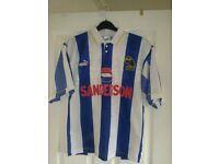 sheffield wednesday vintage 1994 Shirt football