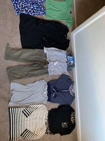 Size 12 bundle (9 items) NEXT, Jasper Conran, Warehouse, H&M etc (all 10 items for £5)