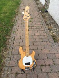 musicman stingray bass guitar 2016 model