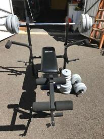 Weight Bench SOLD (pending collection)