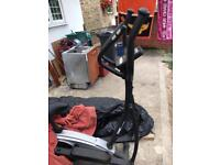 Cross trainer like new for sale