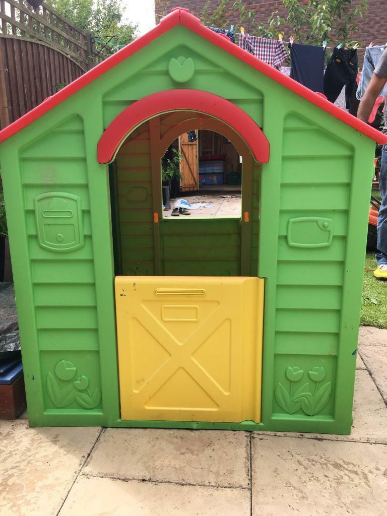 how to make a wendy house or playhouse