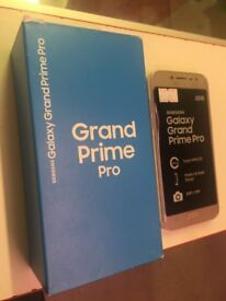 SAMSUNG GALAXY GRAND PRIME PRO 2018, BRAND NEW.UNLOCKED