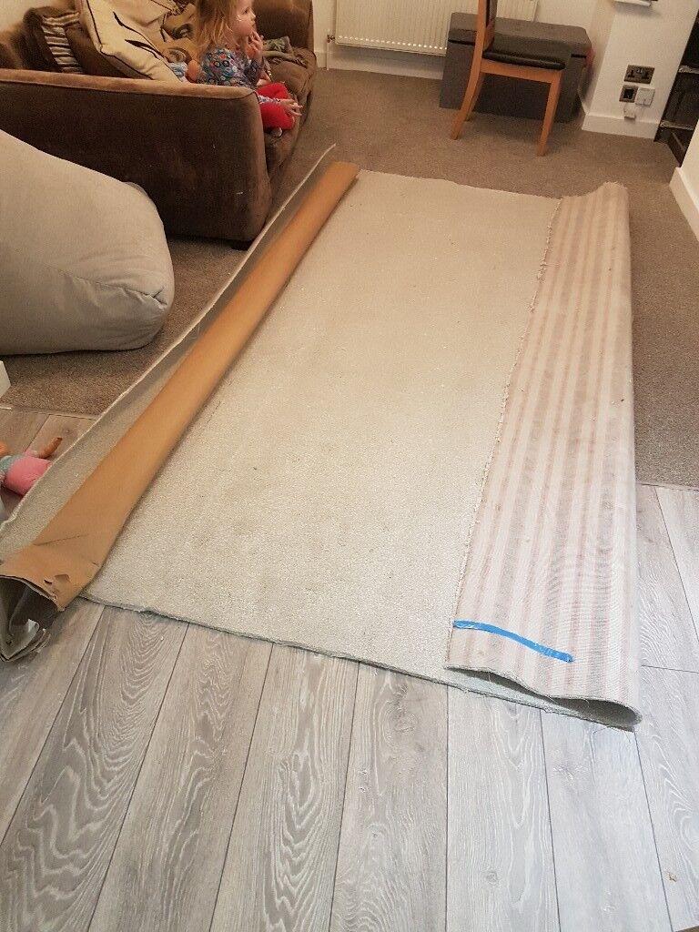 Brand New Isense Carpet Offcut 2 6m X 1 9m Very Nice