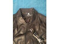 Ac. Jacket leather