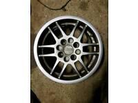 OZ Racing F1 wheels