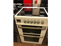 60CM WHITE LEISURE ELECTRIC COOKER