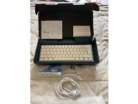 Ducky 123 mini white keyboard Cherry Blue - rare