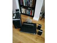 Sony S Master digital amplifier surround sound system