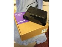 VU+ SE V2 CABLE BOX WITH 500GB HARD DRIVE