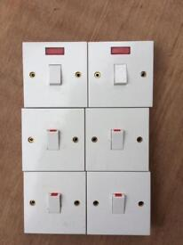 20A switches