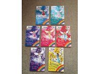 The Party Fairies - Rainbow Magic Fairy books 15-21