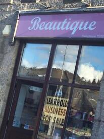 Beauty and Tanning Business for Sale.