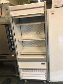 Williams gem display fridge sandwich prep deli counter cafe