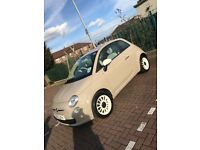 FIAT 500 car! Urgent sale! Very good condition