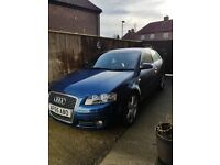 REDUCED 2005 audi a3 sline 2.0tdi semi-auto dsg
