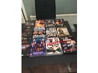 Wrestling DVD Bundle