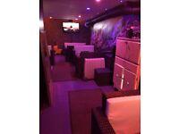 Vape Shop and E- Lounge Business For Sale