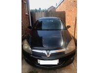 Vauxhall Astra 1.6 SXI Black NON RUNNER SPARES or REPAIRS