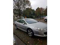 PEUGEUT 407 COUPE 2007 3.0 V6 94K MILEAGE ..SWAP WELCOME