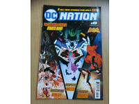 D.C. NATION COMIC #0, 2-FREE COMIC BOOK DAY