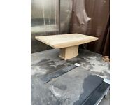 Mable Centre Table and Mirror