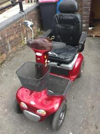 Mobility Scooter Shop Rider Deluxe 375££