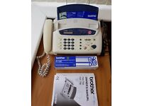 Fax / phone / Answer machine