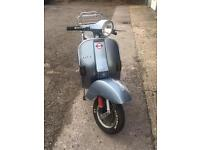 Vespa scooter mk1 p200