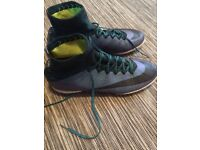 Nike football sock boots size 7.5