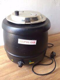 Buffalo soup warmer - Used, very good condition