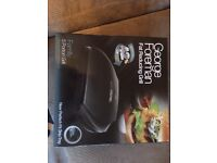 Brand new family sized George foreman grill
