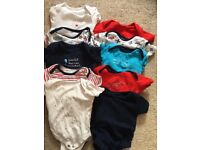 Baby boys bundle 0-3 months great condition £8