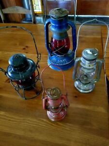 CN Rail Lantern and others
