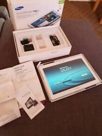 Samsung Galaxy Tab 2 10.1 16g wi-fi