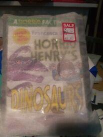 Horrid Henry's Dinosaurs: A Horrid Factbook