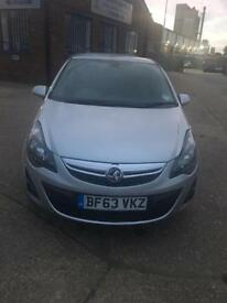 Vaxhaul Corsa 1.4 Petrol Half Leather Manual.