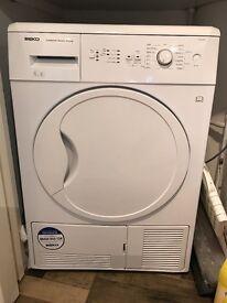 Beko 8kg Sensor Tumble Dryer