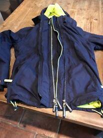 Super dry women's coat