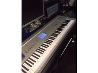 Korg Triton Pro X 88 note weighted keyboard (plus dance card, boxed with manuals)