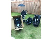 Quinny buzz pushchair and accessories
