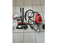 Multi purpose steamer, strip wall paper to cleaning floors, ovens etc..