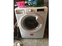Hoover washing machine 7kg 1600rpn