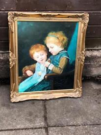 Wilson painting oil
