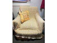 Rocking chair h86xl92